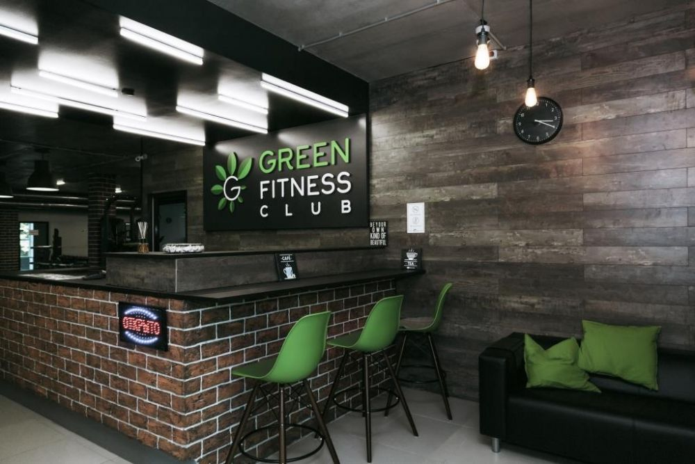 Green Fitness Club Лобня