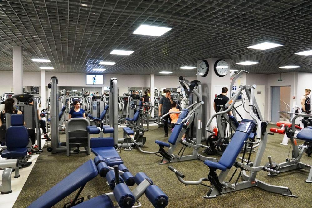 фитнес центры в рыбацком в спб