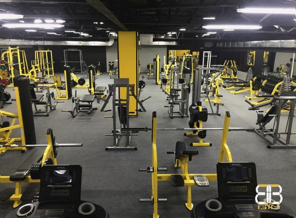 Профессиональные тренажеры для фитнес клубов и залов купить 9c367d22202
