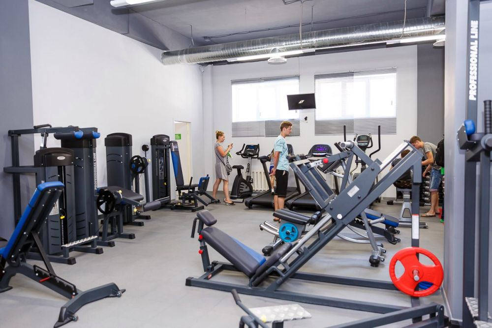 Жим ногами Interatletik Dream Gym